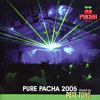 Обложка альбома «Pure Pacha 2005. Mixed By Pete Tong» (Pete Tong, 2005)