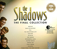 Обложка альбома «The Final Collection» (The Shadows, 2005)