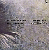 Обложка альбома «Afric Pepperbird» (Jan Garbarek Quartet, 2004)