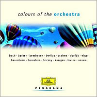 Обложка альбома «Colours Of The Orchestra» (2006)