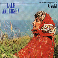 Обложка альбома «Gold Collection» (Lale Andersen, 1988)