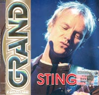 Обложка альбома «Grand Collection. Sting» (Sting, 2004)