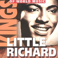 Обложка альбома «Kings Of World Music. Little Richard» (Little Richard, 2001)