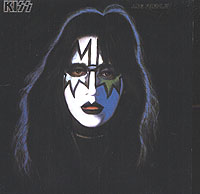Обложка альбома «Ace Frehley» (Ace Frehley, 1997)