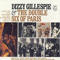 Обложка альбома «And The Double Six Of Paris» (Dizzy Gillespie, 2006)