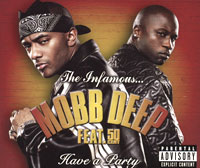 Обложка альбома «Have A Party» (Mobb Deep, 2006)