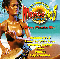Обложка альбома «The Caribbeans. Mambo No.5 party» (The caribbeans, 1999)