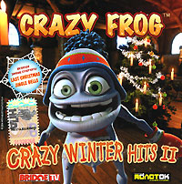 Обложка альбома «Crazy Winter Hits II» (Crazy Frog, 2005)