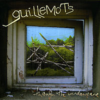 Обложка альбома «Guillemots. Through The Window Pane» (2006)