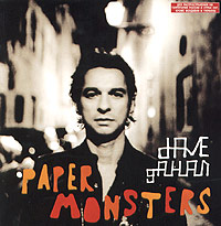 Обложка альбома «Paper Monsters» (Dave Gahan, 2003)