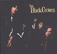 Обложка альбома «Shake Your Money Maker» (The Black Crowes, 1990)