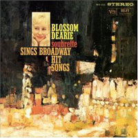 Обложка альбома «Sings Broadway Hit Songs» (Blossom Dearie, 2006)