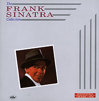 Обложка альбома «The Frank Sinatra.Collection» (Frank Sinatra, 2006)