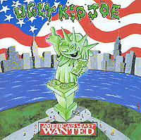 Обложка альбома «America's Least Wanted» (Ugly Kid Joe, 1992)