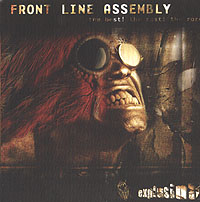 Обложка альбома «Explosion» (Front Line Assembly, 2006)
