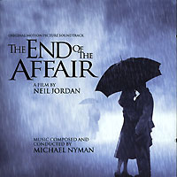 Обложка альбома «The End Of The Affair» (Michael Nyman, 1999)