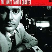 Обложка альбома «Wait A Minute» (The James Taylor Qua, 1988)