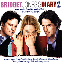 Обложка альбома «Bridget Jones's Diary 2» (Various Artists, 2001)