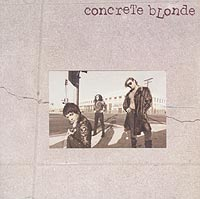 Обложка альбома «Concrete Blonde» (Concrete Blonde, 2004)