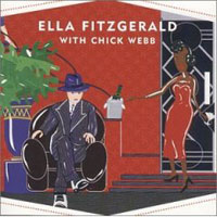 Обложка альбома «Ella Fitzgerald With Chick Webb. Swing Sation Series» (Ella Fitzgerald, Chick Webb, 2006)