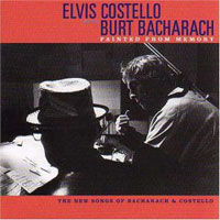 Обложка альбома «Elvis Costello And Burt Bacharach. Painted From Memory» (Elvis Costello, Burt Bacharach, 2006)