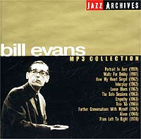 Обложка альбома «MP3 Collection» (Bill Evans, 2003)