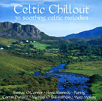 Обложка альбома «Celtic Chillout. 30 soothing celtic melodies» (2005)
