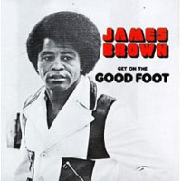 Обложка альбома «Get On The Good Foot» (James Brown, 2006)