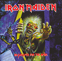 Обложка альбома «No Prayer For The Dying» (Iron Maiden, 1998)