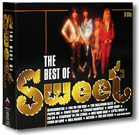 Обложка альбома «The Best Of Sweet» (Sweet, 2002)