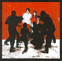 Обложка альбома «White Blood Cells» (The White Stripes, 2004)