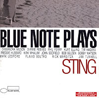 Обложка альбома «Blue Note Plays Sting» (Sting, 2005)