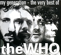Обложка альбома «My Generation — The Very Best Of The Who» (The Who, 1996)