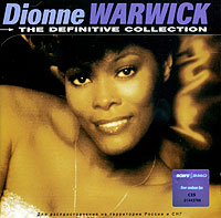 Обложка альбома «The Definitive Collection» (Dionne Warwick, 1999)