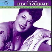 Обложка альбома «Universal Masters Collection. Ella Fitzgerald. Classic» (Ella Fitzgerald, 2006)