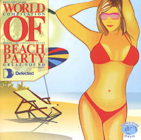 Обложка альбома «World Of Beach Party» (2004)