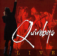 Обложка альбома «(live)» (The Quireboys, 2006)