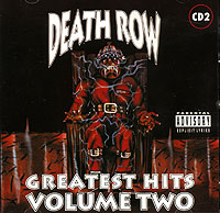 Обложка альбома «Death Row. Greatest Hits. Volume Two. CD 2» (2003)