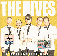 Обложка альбома «Tyrannosaurus Hives» (The Hives, 2004)