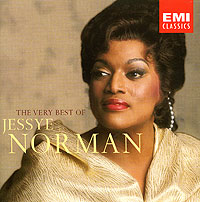 Обложка альбома «The Very Best Of Jessye Norman» (Jessye Norman, 2003)
