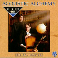 Обложка альбома «Reference Point» (Acoustic Alchemy, 2006)