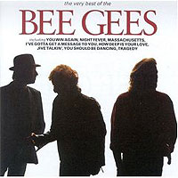 Обложка альбома «The Very Best Of The Bee Gees» (Bee Gees, 2006)