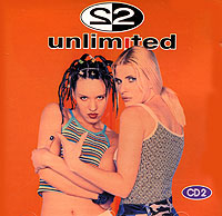Обложка альбома «CD 2» (2 Unlimited, 2006)