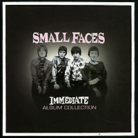 Обложка альбома «Immediate. Album Collection» (Small Faces, 2005)