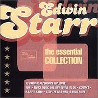 Обложка альбома «Essential Collection» (Edwin Starr, 2006)