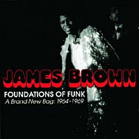 Обложка альбома «Foundation Of Funk» (James Brown, 1998)