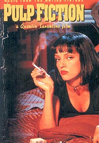 Обложка альбома «Music From The Motion Picture «Pulp Fiction»» (1994)