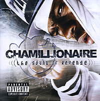 Обложка альбома «The Sound Of Revenge» (Chamillionaire, 2006)