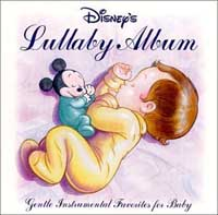 Обложка альбома «Various Artists. Lullaby» (2006)