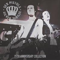 Обложка альбома «Silver Jubilee — 25th Anniversary Collection» (Sex Pistols, 2002)